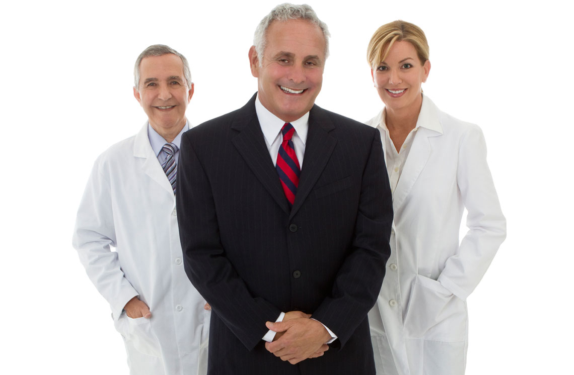 Our team includes licensed pharmacists who have been in your shoes.