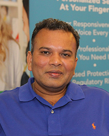 Raj Patel, R.Ph., Port Saint John Discount Pharmacy, Florida